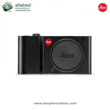 Leica TL Mirrorless Digital Camera,Black
