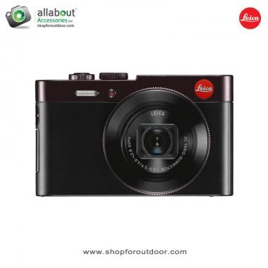 Leica C Digital Camera, Dark Red