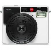 Leica Sofort Instant Film Camera - White