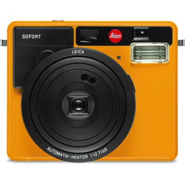 Leica Sofort Instant Film Camera - Orange