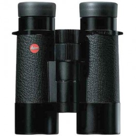 Leica 10x42 Ultravid BL Binocular, Black Leather