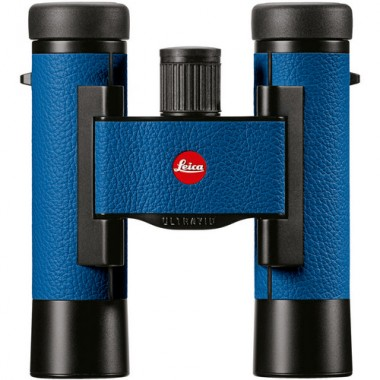 Leica  Ultravid Colorline, 10 x 25, Capri Blue