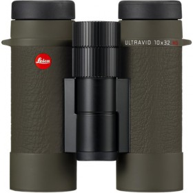 Leica 10x32 Ultravid HD-Plus Binocular, 2017 Safari Edition
