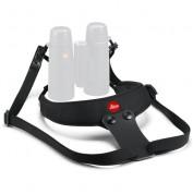 Leica Neoprene Bino Sport Strap - Pitch Black