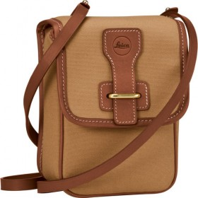 Leica ANEAS/Binocular Bag - 42mm - Light Brown